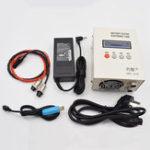 Оригинал EBC-A20 Батарея Тестер 30 В 20A 85 Вт Литий-свинцово-кислотный Аккумуляторы Тест емкости 5A Зарядка 20A Поддержка разряда Управление программным об
