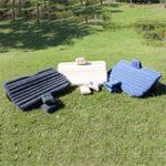 Оригинал 12V 138X84X44см Авто Воздушные компрессоры / надувные подушки для сидений, подходящие для пятиместных Автоs