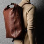 Оригинал Ekphero Men Casual Solid Большой Рюкзак для ноутбука