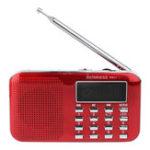 Оригинал Retekess PR11 Портативная цифровая настройка FM AM Радио TF карта USB-диск MP3 музыкальный плеер фонарик