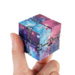 Оригинал Infinity Mini Волшебный Cube 2X2X2 Игрушки Стресс Непоседа Снятие давления Анти Блоки тревоги