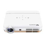 Оригинал Wowoto H10 DLP Smart Проектор 4500 люмен 1280x800P Поддержка контрастности 1000: 1 4K Wifi Bluetooth Проектор