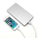 Оригинал Bakeey 30000mAh Dual USB Порты Power Bank для быстрой зарядки аккумулятора