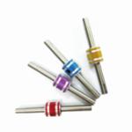 Оригинал 4,0 мм 4,5 мм палец Отвертка Инструмент кончик пальца рукав для моделей RC