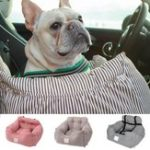Оригинал Универсальный Собака Авто Seat Pet Booster Коврик для путешествий с карманом для хранения 55x50x30cm