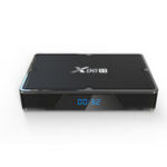 Оригинал X96H Allwinner H603 4 ГБ RAM 64GB ПЗУ 5G WI-FI Bluetooth 4.1 Android 9.0 4K 6K ТВ Коробка