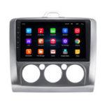 Оригинал 9 дюймов 2DIN для Android 8.1 Авто MP5-плеер Quad Core с сенсорным экраном стерео GPS WIFI AM для Classic Fox