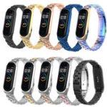 Оригинал Bakeey Anti-lost Дизайн Цепной браслет Часы Замена Стандарты для Xiaomi Mi Band 4 & 3 Smart Watch