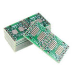 Оригинал 100шт SOP14 SSOP14 TSSOP14 К DIP14 Пинборд SMD К DIP-адаптеру 0,65 мм / 1,27 мм К 2,54 мм DIP-Пин Шаг Шаг Печатная плата