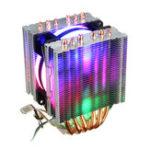 Оригинал DIY съемный кулер для процессора RGB Вентилятор охлаждения для Intel 775 1150 1151 1155 1156 1366 AMD AM4