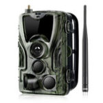 Оригинал HC-801G 16MP 3G 1080P HD Водонепроницаемы SMS / MMS / SMTP 940nm След охоты камера