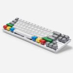 Оригинал Magicforce Smart2 68 Keys Wireless Механический Gaming Клавиатура Gateron Red Switch с USB-интерфейсом Bluetooth 4.0 Проводной двухрежимный PBT Keypaps для настольного ПК Компью