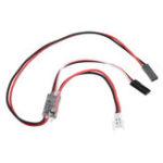 Оригинал Micro Mini 4A 1S Матовый ESC 3,6-6 В с защитой от отказа для 720 820 N20 N30 Мотор