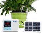 Оригинал Модернизированный Солнечная Energy Charging Intelligent Сад Автоматическое устройство для полива в горшке Растение Система капельного орошения Насос