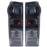 Оригинал Задний левый / правый задний фонарь с тормозом задний фонарь Лампа LED для Isuzu DMax D-Max Ute 14-19