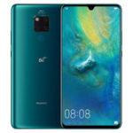 Оригинал Huawei Mate 20X 5G Версия 40MP Тройная задняя камера 7,2 дюйма 8GB RAM 256GB ROM Kirin 980 Octa core 5G Смартфон