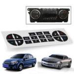 Оригинал Ремонт кнопок переменного тока Набор Замена приборной панели 07-13 GM Транспортные средства Авто Наклейки на наклейки US ПРОДАВЕЦ