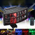 Оригинал RGB DJ Disco Светодиодный Мини Лазер Проектор Сценическое освещение Xmas Show Party