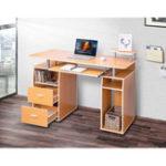 Оригинал Настольный компьютер для домашнего офиса с выдвижным лотком и выдвижными ящиками Клавиатура
