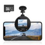 Оригинал ThiEYE Safeel Zero + Dash камера Автомобильный регистратор данных Авто WiFi Видеорегистратор Real HD 1080P Широкоугольный 170 с режимом парковки