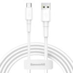 Оригинал Baseus TPE 3A Type-C Кабель для быстрой зарядки данных 1M для Samsung Xiaomi Huawei