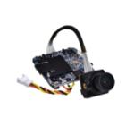 Оригинал RunCam Split 3 Nano 1080P 60fps HD Запись WDR с низкой задержкой 16: 9/4: 3 NTSC / PAL Переключаемый FPV камера Для RC Дрон