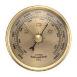 Оригинал 960-1060hPa Барометр Манометр Weatherglass Погодомер Настенный