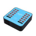 Оригинал Порты 10/20/40 Multi USB Интеллектуальное быстрое зарядное устройство Зарядная станция Travel Hub