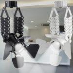 Оригинал Потолочный прожектор Трек Выдвижной Кулон Light Loft Industrial Retro LED