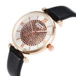 Оригинал РимскийномерDeffrunCrystalElegantДизайн Женские часы