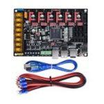 Оригинал BIGTREETECH SKR Pro V1.1 Плата управления 32-битный ARM CPU 32-битная материнская плата Smoothieboard для 3D-принтер частей Reprap