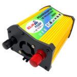 Оригинал Преобразователь 3000 Вт Преобразователь постоянного тока 12 В в переменный 220 В Лодка Авто Инвертор USB зарядное устройство