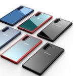 Оригинал Bakeey Clear Прозрачный Защитный Чехол Для Samsung Galaxy Note 10