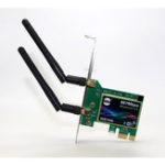 Оригинал SSU WIE7265 Dual Стандарты 5G / 2.4G Беспроводная PCI-E X1 PCI-карта WiFi-сеть ЛВС Сетевой адаптер Bluetooth