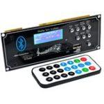 Оригинал 2.1 Bluetooth Авто Плата аудио декодера Модуль декодирования MP3-плеера с USB Aux DIY для усилителей платы домашнего кинотеатра