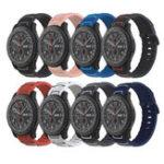 Оригинал Bakeey 22mm Силиконовый Часы Стандарты Soft Ремешок для часов Samsung Gear S3 Frontier / Classic
