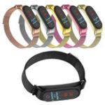 Оригинал Bakeey Magnetic Watch Стандарты Полный стальной ремешок для часов для Xiaomi mi band 4 Smart Watch