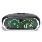 Оригинал 9V-36V 12V 24V LCD Цифровой Двигатель Масло Измеритель напряжения для Лодка Авто Truck Racing Universal