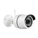 Оригинал Смарт Водонепроницаемы ONVIF 1080P IP камера Беспроводной Wifi IR Детские мониторы ночного видения