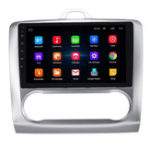 Оригинал 9 дюймов для Android 8.1 Авто MP5 Player Quad Core 2DIN сенсорный экран стерео GPS WIFI AM для Classic Fox