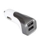 Оригинал Bakeey 3A Dual USB Port Быстрая зарядка Авто Зарядное устройство для iPhone X XS Oneplus 7 Pocophone HUAWEI P30 XIAOMI MI9 S10 S10+