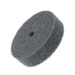 Оригинал 3 дюймов 75 мм Nylon Полировальная фибра для полировки Колесо для полировки, серый