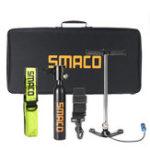 Оригинал SMACO 500ML Diving Scuba Cylinder Oxygen Respirator Air Tank