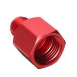 Оригинал Адаптер преобразует баллон с CO2 в стандартный 5 / 8-18 штекер и фитинг W21.8, красный