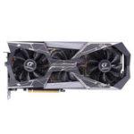 Оригинал Красочная iGame видеокарта GeForce RT X 2060 SUPER Vulcan X OC GDDR6 256-битная видеокарта