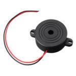 Оригинал Прочный пьезоэлектрический зуммер SHD4216 Звуковой сигнал для Arduino Авто Van