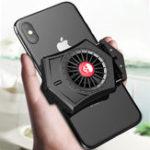 Оригинал 4000R Per Min игровой кулер для мобильного телефона Вентилятор охлаждения процессора для мобильных игр PUBG для телефона шириной 62-85 мм
