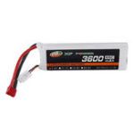 Оригинал XF POWER 7.4V 3600mAh 65C 2S Lipo Батарея T Plug для RC Авто