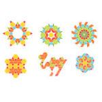 Оригинал 250 Шт. Деревянные Tangram Geometry Дизайн Тренировка Мозга Игра-Головоломка Развивающая Игрушка Ребенок Ребенок Малыш Блоки Игрушки