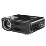 Оригинал Rigal RD-818 3500 люмен LED Проектор 1280 * 800P 1500: 1 Коэффициент контрастности домашнего кинотеатра Видео Проектор-Basic Version